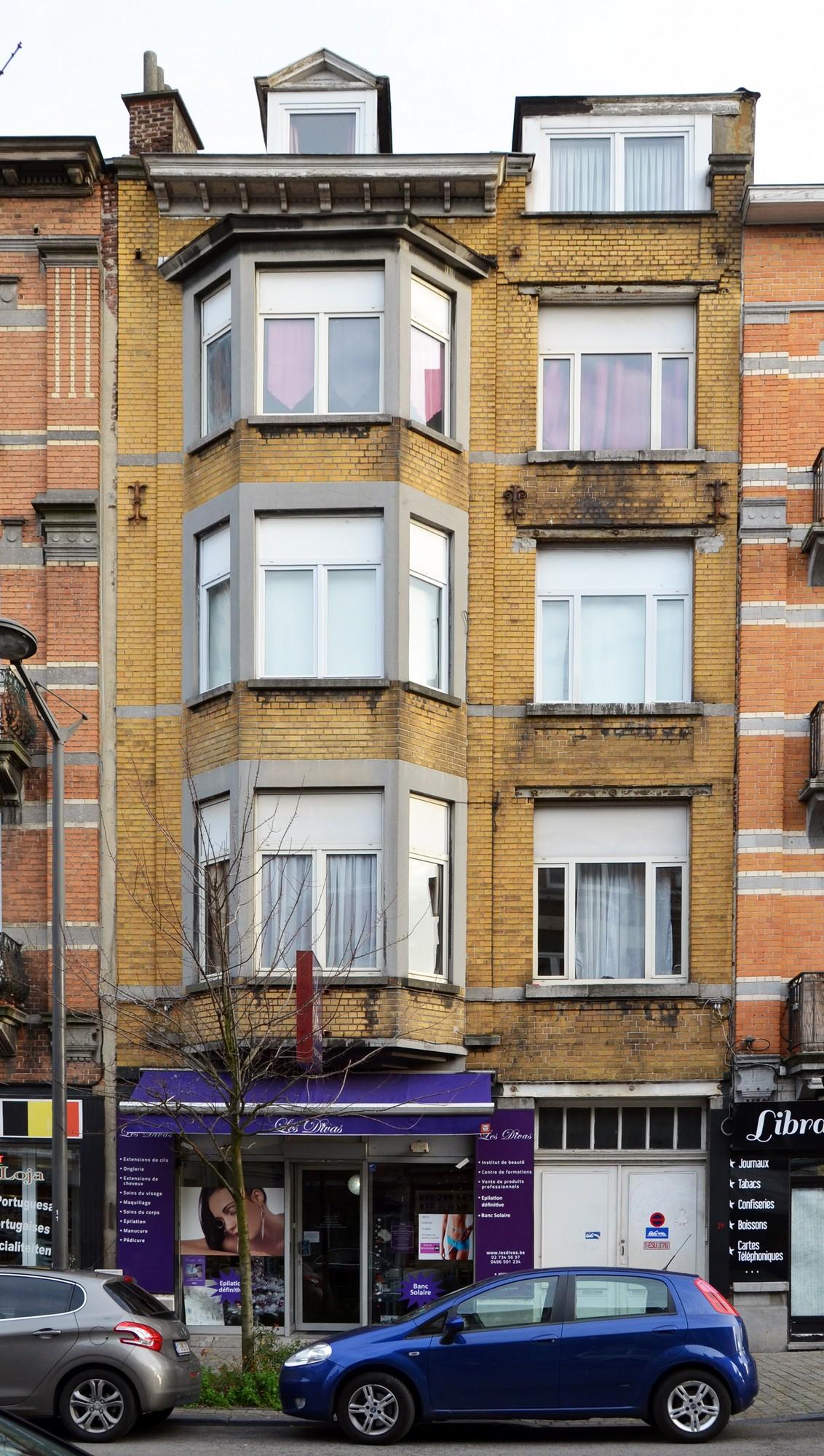 Avenue Chazal 27 Schaerbeek