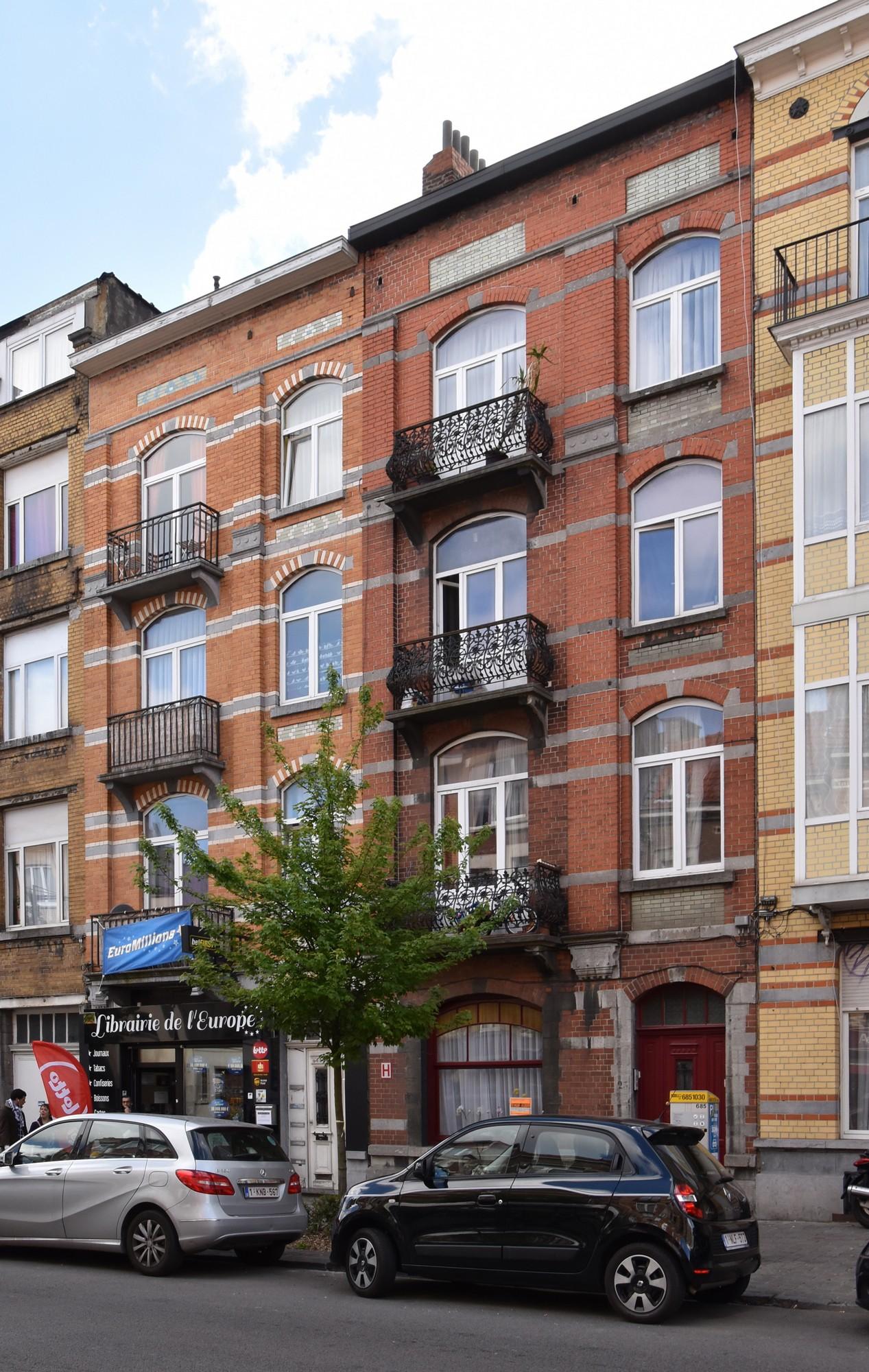 Avenue Chazal 23 25 Schaerbeek